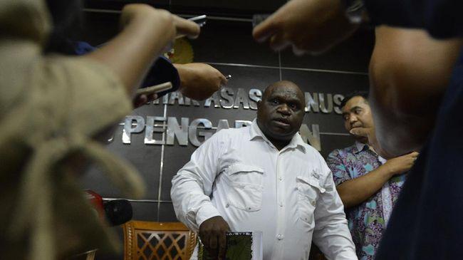 Viral Sebut Orang Jawa & Babu, Natalius Pigai Berikan Jawaban Begini