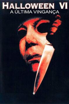 Halloween 6: A Última Vingança Torrent - BluRay 720p Dual Áudio