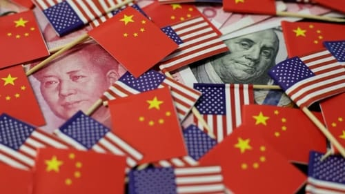 China accuses the United States of violating market rules
