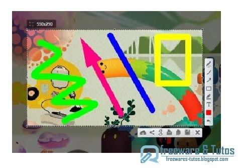 LightShot : un logiciel de capture d'écran efficace