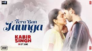 Kabir Singh new song Tera Ban Jaunga has released