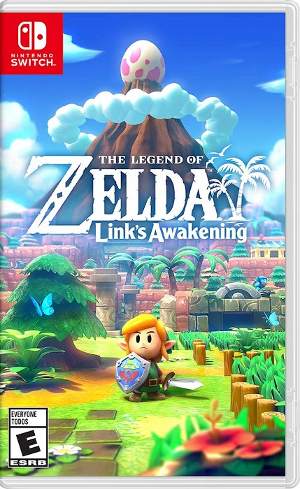 The Legend of Zelda Link's Awakening NSP Switch