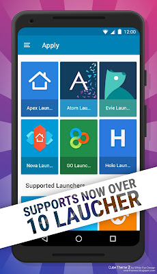 Supported Launcher