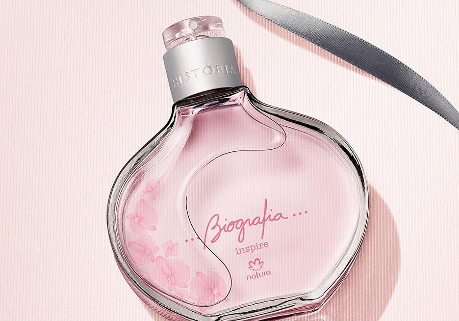 Perfume Biografia Inspire