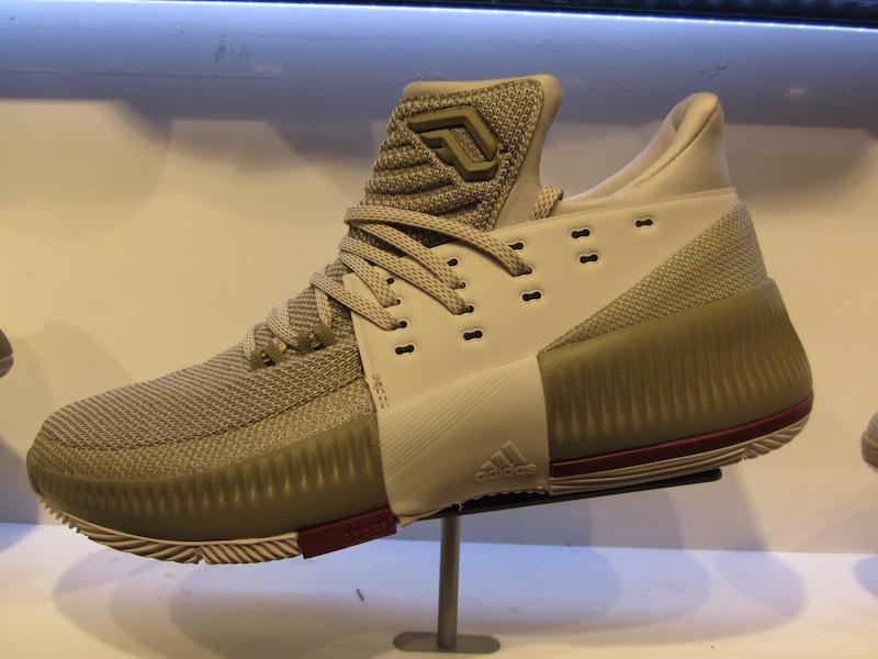 pretty nice 72e35 d011d Dame 3  West Campus  available at adidas Trinoma   Analykix