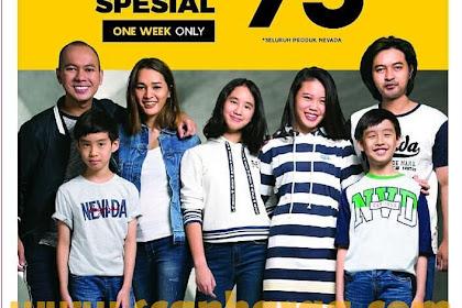 Promo MATAHARI Seminggu Penuh Periode 12 Juli - 21 Juli 2019