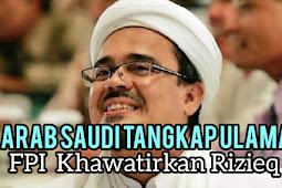 Arab Saudi Tangkap Ulama