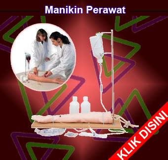 Manekin Latihan Perawat (Nursing Manikin) | Phantom Perawat Kedokteran Rumah Sakit
