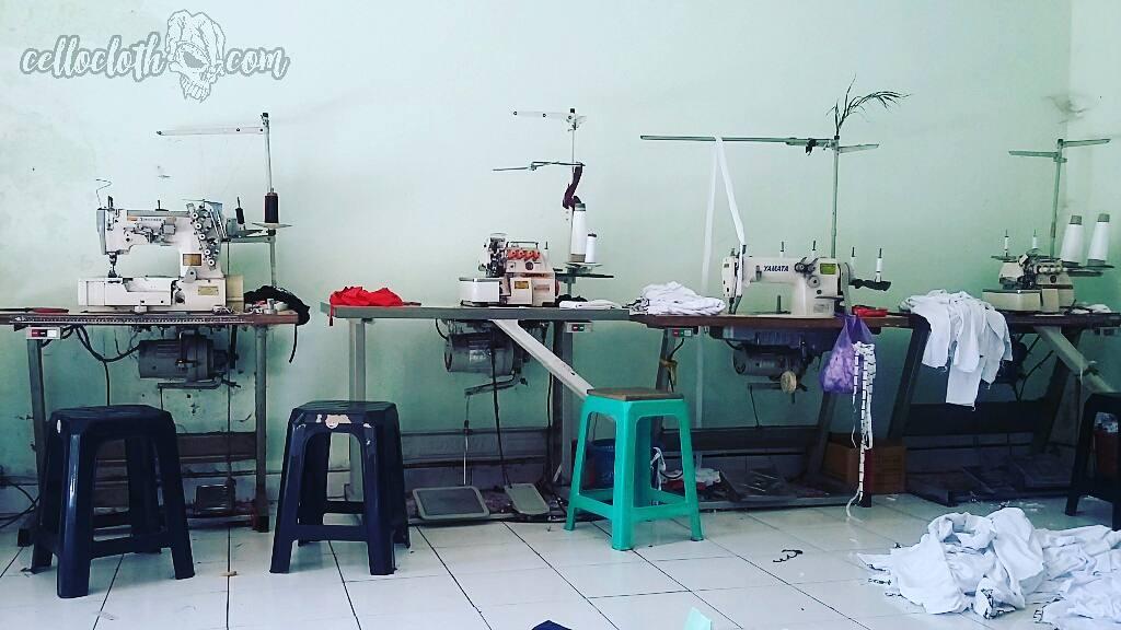 Jasa Pembuatan dan Sablon Kaos Sekolah Kaos Kelas dan Kaos Olahraga