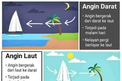 [LENGKAP] Pengertian Angin Lokal & Jenisnya