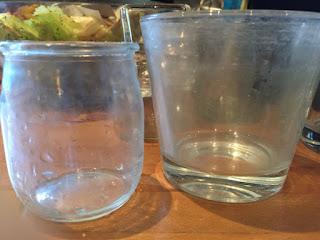 dépôt blanc sur les verres après le lave-vaisselle