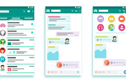 Tampil Beda Pakai Tips WhatsApp ini + Cara MengGunakan