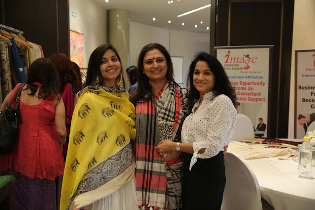 (Left to Right)Anupama Bihani, Jaishree Jaju-