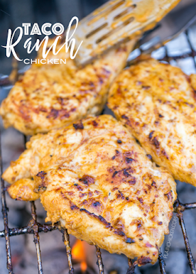 TACO RANCH GRILLED CHICKEN
