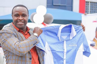 Femi Adebayo Endorsement with Unique Motors