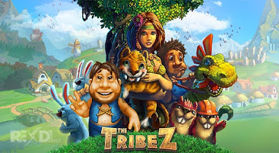 The Tribez: Build a Village Apk + Mod for Android