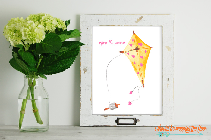 Free Kite Printables