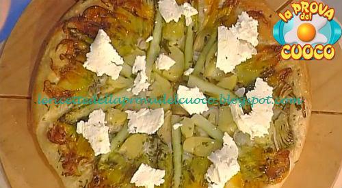 Pizza di Primavera ricetta Bonci da Prova del Cuoco