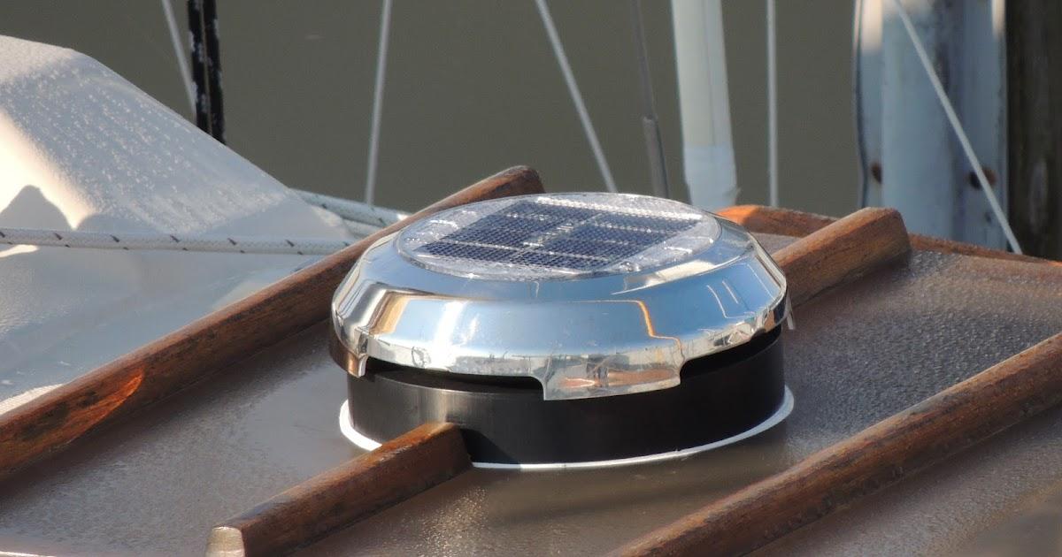 Nicro Solar Vent Installation Planning A Couple Nicro