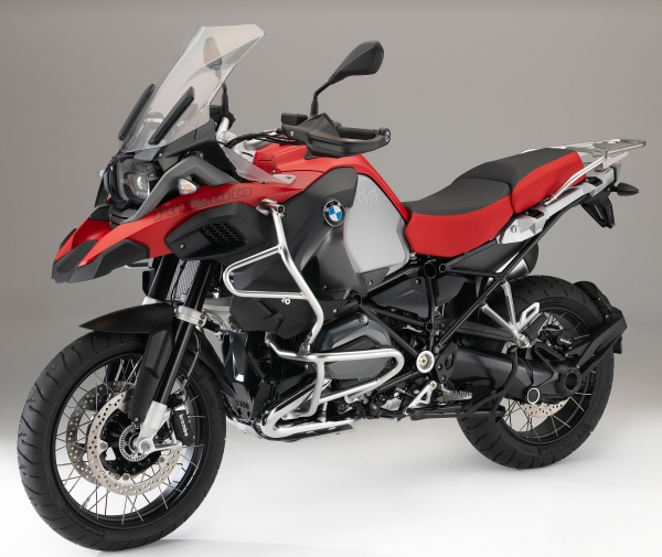 BMW S1000RR 2016 Dan Motosikal BMW Lain Di Kemaskini