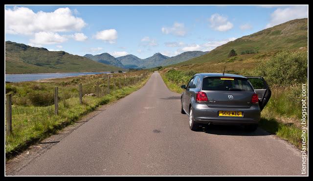 Parque Nacional Trossachs (Escocia)