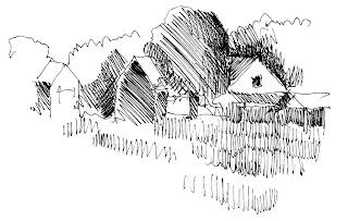 Architect Sketches