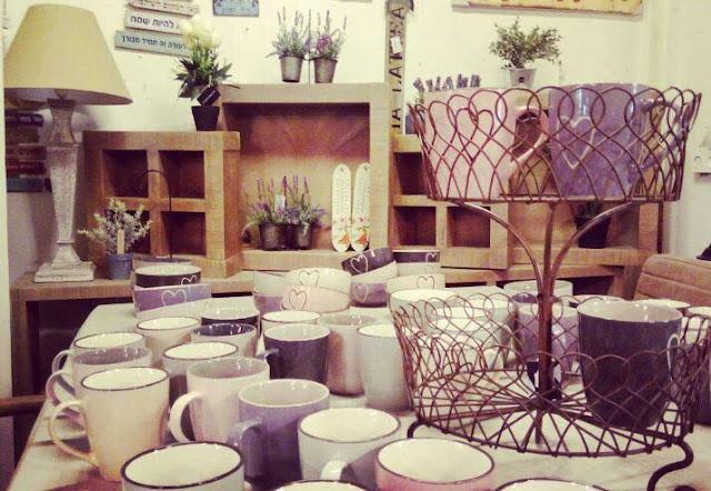 הגלריה המקסיקנית המקום לעיצוב הבית - כוסות