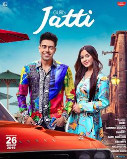 Jatti Lyrics - Guri Ft Jannat Zubair | Snappy | New Punjabi Song 2019