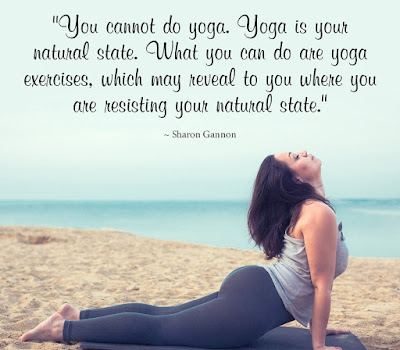 Yoga And Nature Quotes