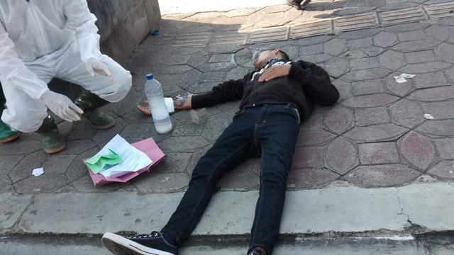 Kesal Ditolak Pulang Keluarga karena Takut Corona, Pria di Blora Nekat Minum Deterjen