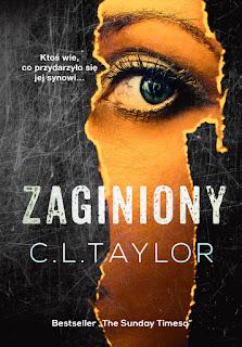 """""""Zaginiony"""" C.L.Taylor - recenzja"""