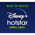 Best Disney+ Hotstar TV Series In India (April 2020)
