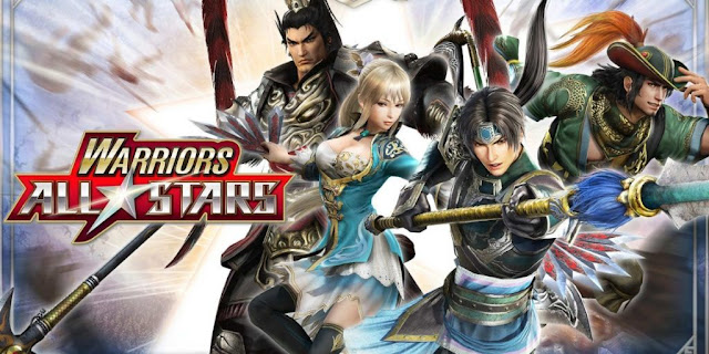 Warriors All-Stars Download - Tải game Warriors all stars PC 0