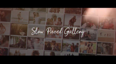Projects – VideoHive – Slow Paced Gallery – 28138555 [AEP]