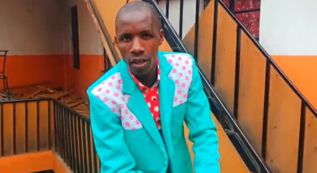 Embarambamba defends himself after 'raunchy' viral video