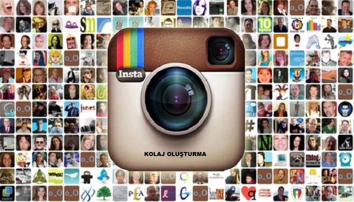 Instagram Ek Uygulama Olmadan Kolaj Oluşturma - Kurgu Gücü