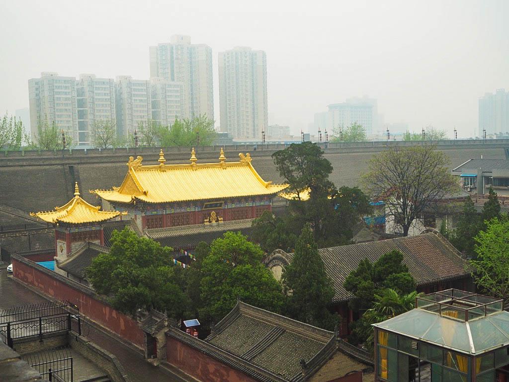 Guangren Lama temple Xi'an