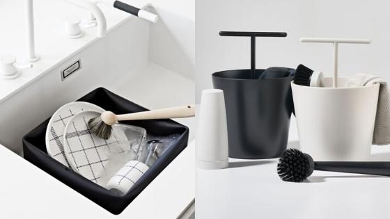 Jak zadbać o porządek przy umywalce