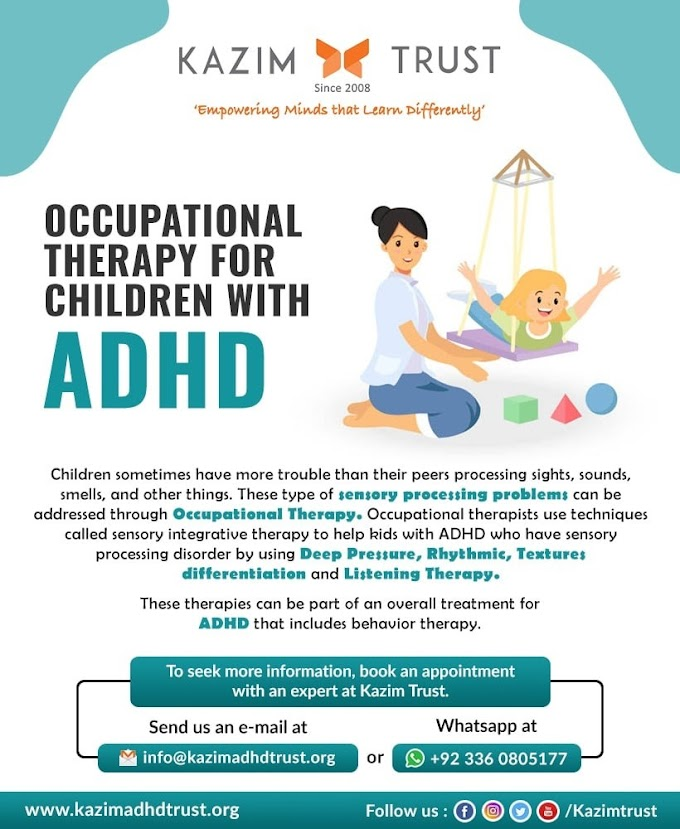 ADHD and Speech Delay