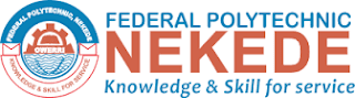 Federal Poly Nekede HND Full-time Admission And Screening Form Is Out On Sale - 2017