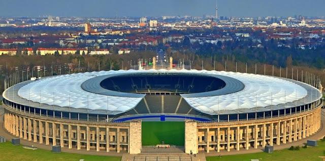 Olympiastadion Bilder & Fotos from Olympiastadion berlin draußen
