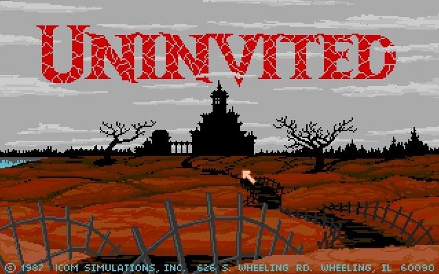 Videojuego Uninvited - Aventura gráfica
