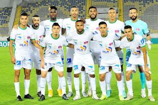 """الرجاء يهزم نادي شبيبة القبائل الجزائري ويتوج بلقب """"كأس الكاف"""""""