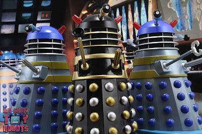 Custom Dr Who & the Daleks Black Dalek 23