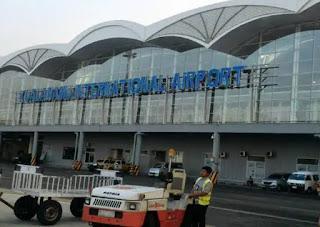 Airport Tax Bandara Kualanamu dan Silangit Dihapus, Tiket Pesawat Bisa Turun