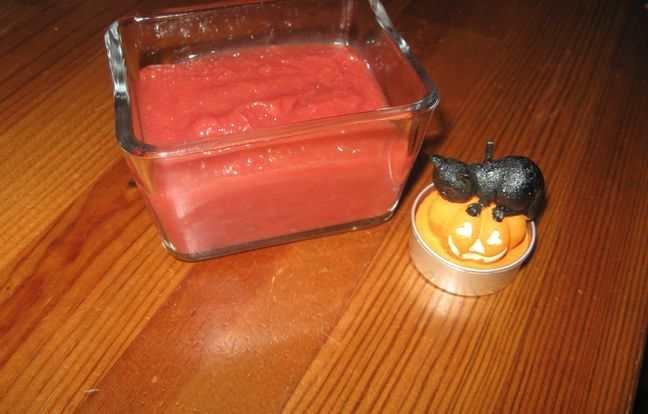 beetroot cream soup