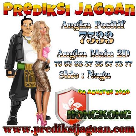 Prediksi Jagoan Togel Hongkong Minggu 09 Agustus 2020