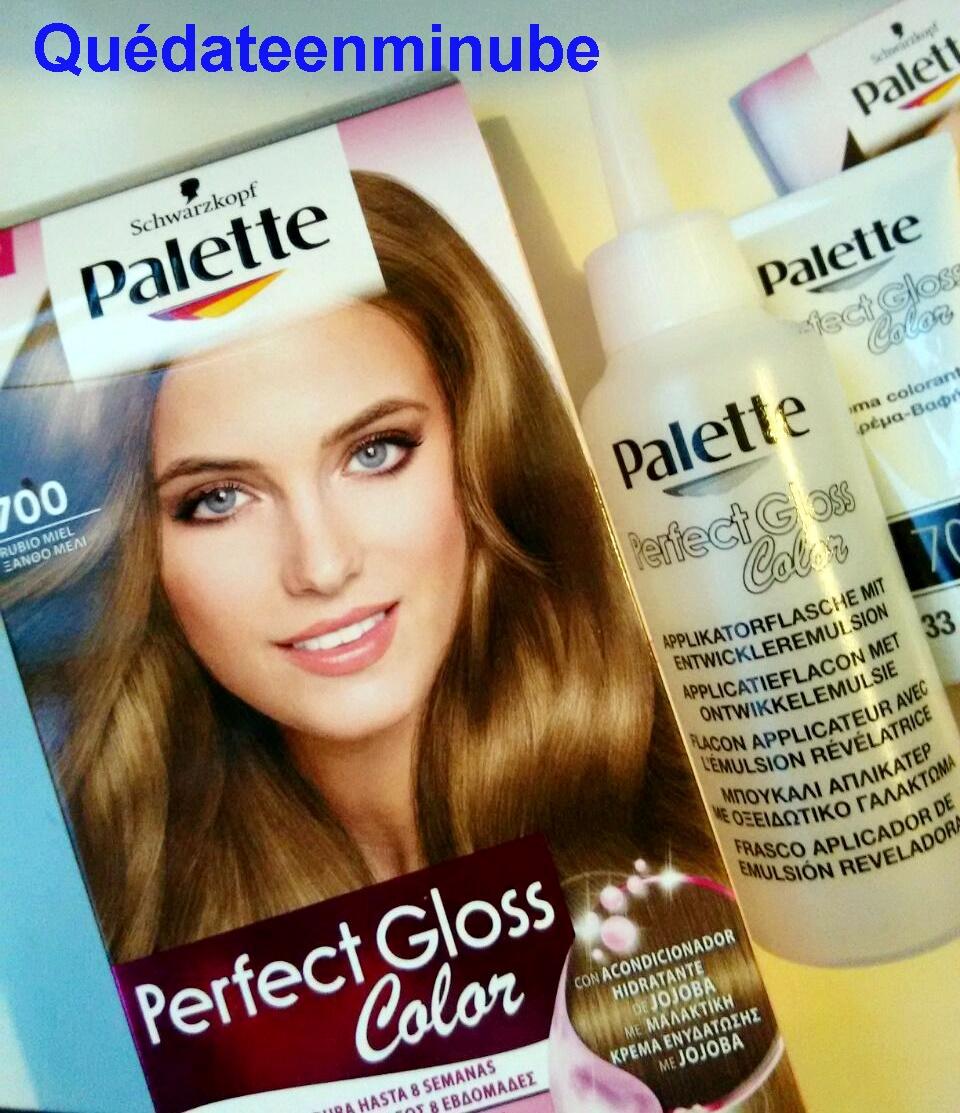 Quédate en mi nube  Mi experiencia con Palette Perfect Gloss Color 59252125b738