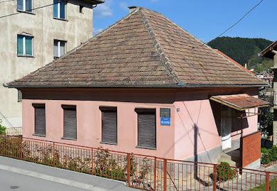 Ivo Andrič vaikystės namas