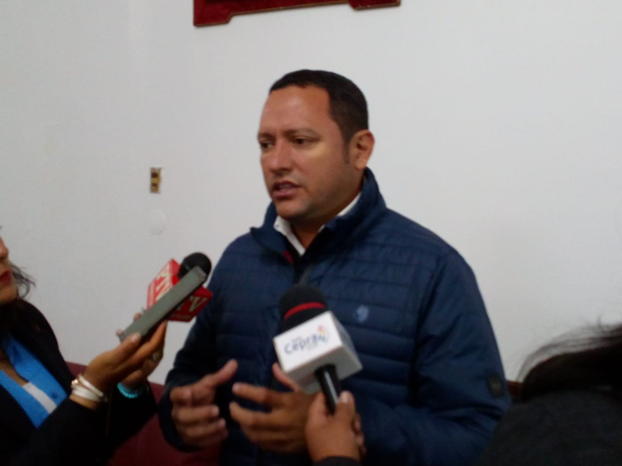 Diputado Luis Felipe Dorado / PRENSA UN